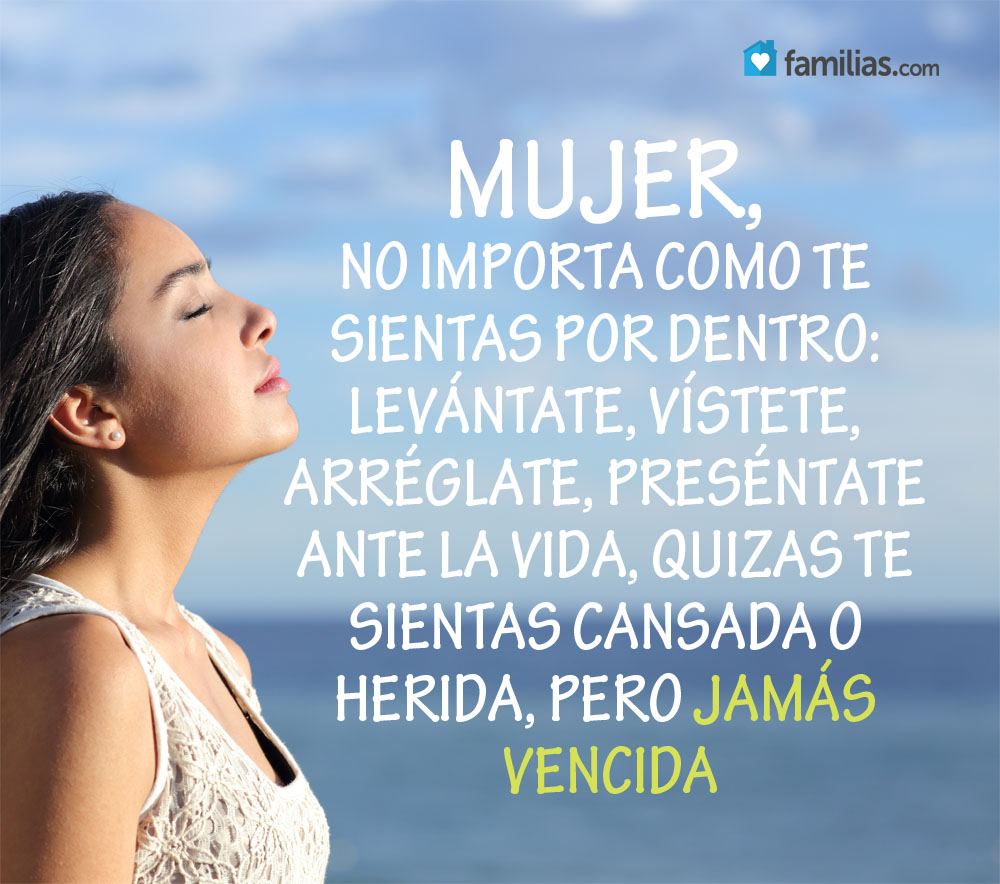 Frases Para Mujeres Valientes
